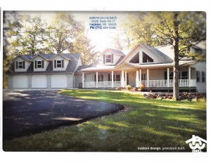 Wisconsin Homes Brochure